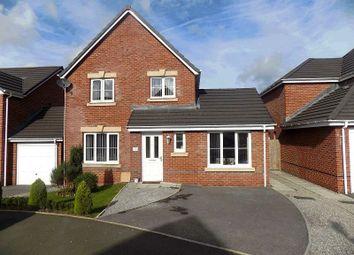 Thumbnail 3 bed detached house for sale in Ffordd Y Dolau, Llanharan, Pontyclun, Rhondda, Cynon, Taff.