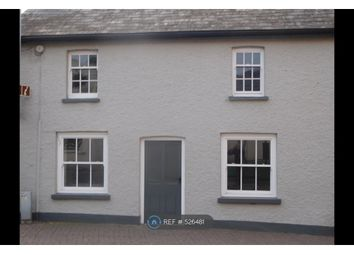 Thumbnail 1 bedroom semi-detached house to rent in Beaufort Street, Crickhowell