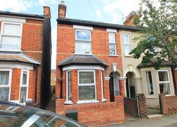 Thumbnail 3 bedroom end terrace house for sale in Dudley Street, Bedford