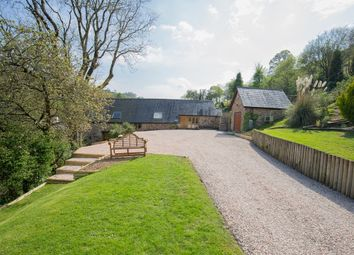 Thumbnail 3 bedroom barn conversion for sale in Hillside Barn, Stancombe Farm, Liverton