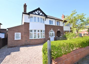Thumbnail 3 bed semi-detached house for sale in Lache Park Avenue, Chester