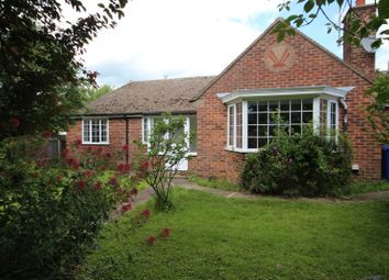 Thumbnail 2 bedroom bungalow to rent in Newmarket Road, Bury St. Edmunds