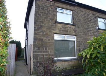 Thumbnail 2 bed semi-detached house for sale in Windsor Road, Cowlersley, Huddersfield