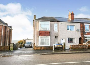 Thumbnail 3 bed end terrace house for sale in Shuttlewood Road, Bolsover, Chesterfield, Derbyshire