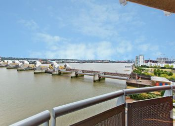 Thumbnail 3 bed flat for sale in Wards Wharf Approach, London