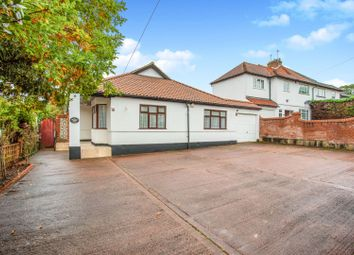 Thumbnail 4 bed detached bungalow for sale in Pinner Hill Road, Pinner