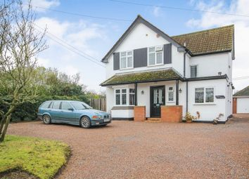 Thumbnail 3 bed detached house to rent in Upton Road, Powick, Worcester