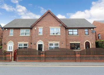 Thumbnail 3 bed terraced house for sale in Hawthorn Street, Wilmslow, Cheshire