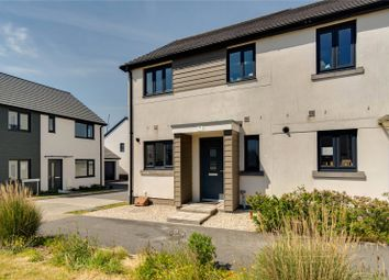 3 bed semi-detached house for sale in Westleigh Way, Plymouth, Devon PL9
