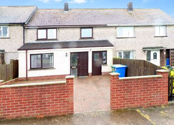 Thumbnail 3 bedroom terraced house for sale in Leslie Drive, Amble, Morpeth