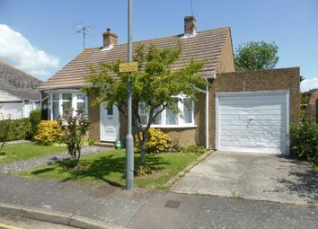 Thumbnail 2 bed bungalow for sale in Mitcham Road, Dymchurch, Romney Marsh, Kent