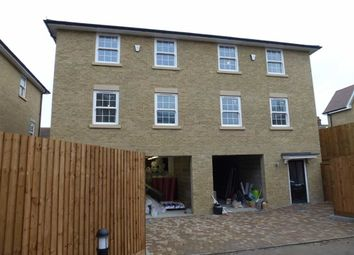 Thumbnail 3 bed town house for sale in Plot 13 Halfway Road, Minster-On-Sea, Kent