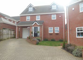 Thumbnail 6 bed detached house for sale in Strothers Court, High Spen, Rowlands Gill