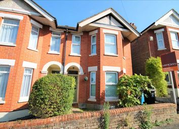 Thumbnail 4 bedroom semi-detached house for sale in Library Road, Parkstone, Poole
