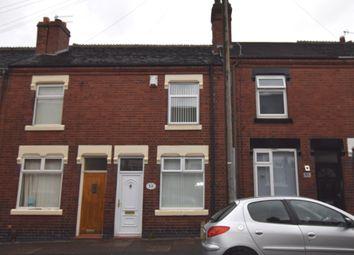 Thumbnail 2 bedroom terraced house for sale in Wileman Street, Fenton, Stoke-On-Trent