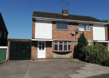 Thumbnail 3 bed semi-detached house to rent in Farmdown Road, Baswich, Stafford, Staffordshire