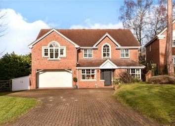 Thumbnail 6 bed detached house for sale in Eliot Close, Camberley, Surrey