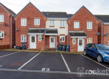 Thumbnail 2 bed town house to rent in Galingale View, Newcastle Under Lyme, Staffordshire