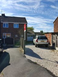 Thumbnail 2 bedroom semi-detached house for sale in Abbey Grove, Dunscroft, Doncaster