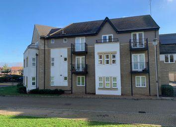 Thumbnail 2 bedroom flat to rent in Sakura Walk, Willen Park, Milton Keynes