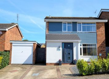 Thumbnail 3 bedroom detached house for sale in Shearwater Avenue, Seasalter, Whitstable