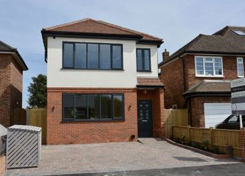 Thumbnail 4 bed detached house for sale in Broadfields, East Molesey