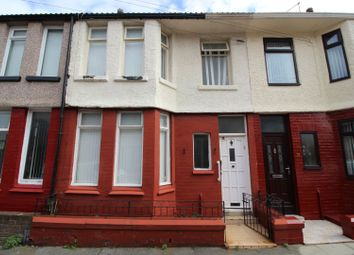 3 bed terraced house for sale in Frogmore Road, Liverpool L13