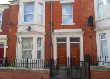 Thumbnail 3 bed flat to rent in Farndale Road, Benwell, Newcastle Upon Tyne.
