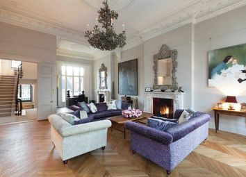 7 bed terraced house for sale in Leinster Gardens, London W2
