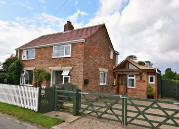 Thumbnail 4 bed detached house for sale in Authorpe Road, South Reston, Louth