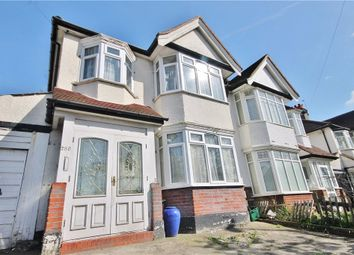 Thumbnail 3 bedroom end terrace house for sale in Grange Road, Anerley, Upper Norwood