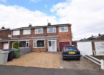 Thumbnail 5 bed semi-detached house for sale in Alexander Crescent, Oakham