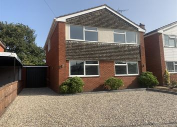 Shannon Road, Stafford ST17. 4 bed link-detached house