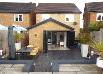 Thumbnail 3 bed detached house to rent in Sweetbriar Way, Cannock