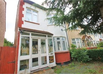 Thumbnail 3 bed end terrace house for sale in Welbeck Villas, Highfield Road, London