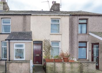 Thumbnail 2 bed terraced house for sale in Park Road, Swarthmoor, Ulverston