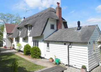 Thumbnail 4 bed detached house to rent in Finchingfield Road, Little Sampford, Saffron Walden