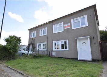 Thumbnail 2 bed semi-detached house to rent in Bancroft Gardens, Harrow Weald, Harrow, Middx