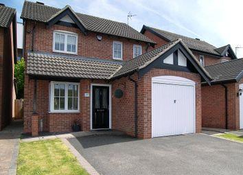 Thumbnail 3 bedroom detached house for sale in Becksitch Lane, Belper