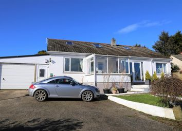 Thumbnail 6 bed detached bungalow for sale in Carnkie, Helston