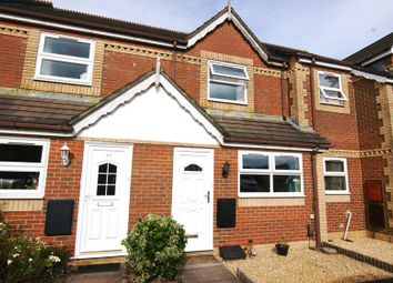 Thumbnail 2 bed terraced house for sale in Primrose Gardens, Creekmoor, Poole