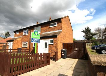 Thumbnail 3 bed semi-detached house for sale in Radburn Road, New Rossington, Doncaster