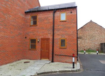 Thumbnail 2 bed end terrace house to rent in Carlisle Mews, Gainsborough