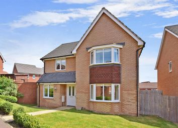 Thumbnail 4 bed detached house for sale in Gamelan Walk, Hoo, Rochester, Kent