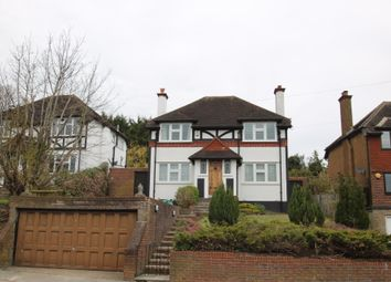 Thumbnail 3 bed detached house to rent in Kingsdown Avenue, South Croydon