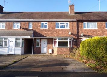 Thumbnail 3 bed terraced house for sale in Raveloe Drive, Nuneaton, Warwickshire