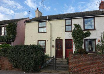 Thumbnail 3 bed cottage for sale in Mizpah Cottages, Bridge Road, Lowestoft