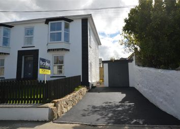 Thumbnail 3 bed semi-detached house for sale in Queensway, Hayle, Cornwall