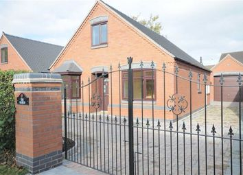 Thumbnail 3 bed detached bungalow for sale in Walton Industrial, Beacon Rise, Stone