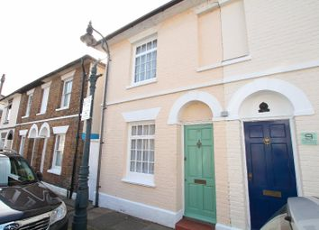 Thumbnail 2 bed semi-detached house for sale in Church Street, St. Dunstans, Canterbury
